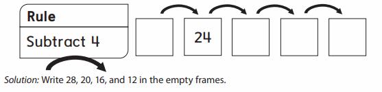 Everyday Math Grade 2 Home Link 2.12 Answer Key 50.6