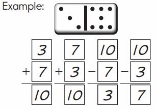 Everyday Math Grade 2 Home Link 3.2 Answer Key 4
