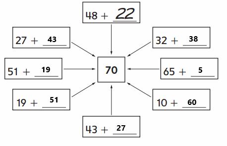Everyday-Math-Grade-2-Home-Link-7.1-Answer-Key-1