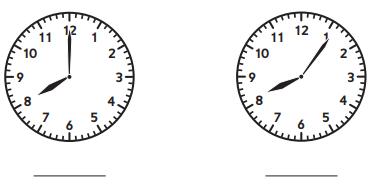 Everyday Math Grade 3 Home Link 1.5 Answer Key 1