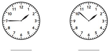Everyday Math Grade 3 Home Link 1.5 Answer Key 3