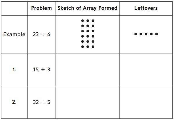 Everyday Math Grade 3 Home Link 2.10 Answer Key 1