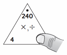 Everyday Math Grade 4 Home Link 6.1 Answer Key 2