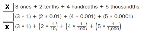 Everyday Math Grade 5 Answers Unit 4 Decimal Concepts; Coordinate Grids-14