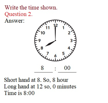 Everyday-Mathematics-3rd-Grade-Answer-Key-Unit-1-Math-Tools,-Time,-and-Multiplication-Everyday-Math-Grade-3-Home-Link-1.3-Answer-Key-Telling-Time-Question-2