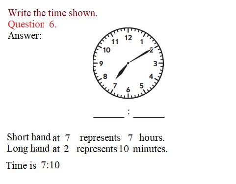 Everyday-Mathematics-3rd-Grade-Answer-Key-Unit-1-Math-Tools,-Time,-and-Multiplication-Everyday-Math-Grade-3-Home-Link-1.3-Answer-Key-Telling-Time-Question-6