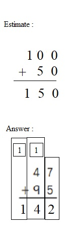 Everyday-Mathematics-4th-Grade-Answer-Key-Unit-1-Place-Value-Multidigit-Addition-and-Subtraction-Everyday-Math-Grade-4-Home-Link-1.7-Answer-Key-U.S.-Traditional-Addition-Question-2