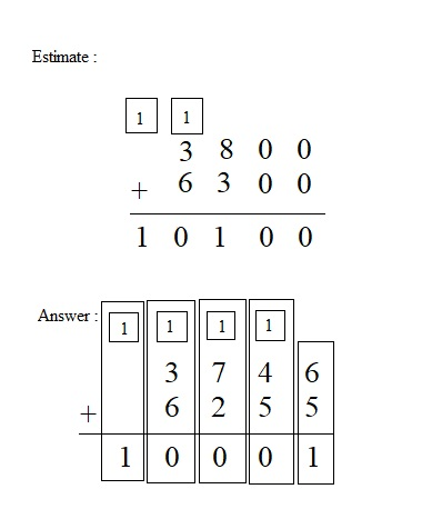 Everyday-Mathematics-4th-Grade-Answer-Key-Unit-1-Place-Value-Multidigit-Addition-and-Subtraction-Everyday-Math-Grade-4-Home-Link-1.7-Answer-Key-U.S.-Traditional-Addition-Question-6