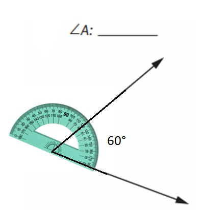 Everyday-Mathematics-4th-Grade-Answer-Key-Unit-6-Division-Angles-Everyday-Math-Grade-4-Home-Link-6.10-Answer-Key-Measuring-Angles-with-a-Protractor-Question-1