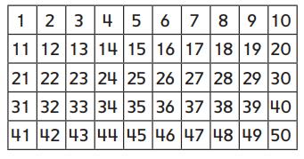 Everyday Mathematics Grade 1 Home Link 4.11 Answers 1