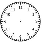Everyday Mathematics Grade 1 Home Link 6.1 Answers 1