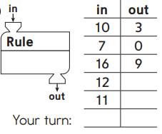 Everyday Mathematics Grade 1 Home Link 7.8 Answers 3