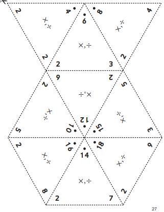 Everyday Mathematics Grade 3 Home Link 1.10 Answers 2