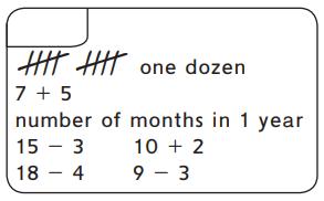 Everyday Mathematics Grade 3 Home Link 3.13 Answers 2