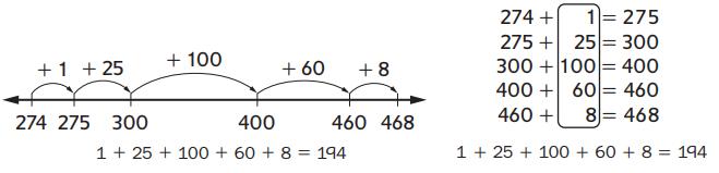 Everyday Mathematics Grade 3 Home Link 3.5 Answers 1