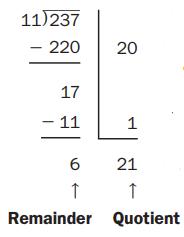 Everyday Mathematics Grade 5 Home Link 2.11 Answers 1