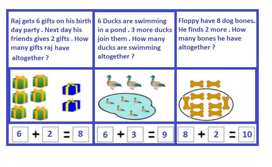 Everyday-Mathematics-Grade-K-Answer-Key-Unit-2-Section-2-Everyday-Mathematics-Grade-K-Home-Link-2.13-Answers-Number-Stories-at-Home-Question-1