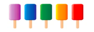 Ordinals Popsicle Example