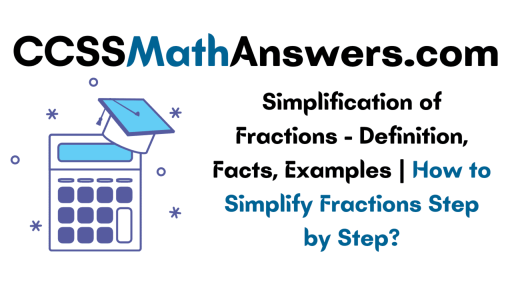 Simplification of Fractions