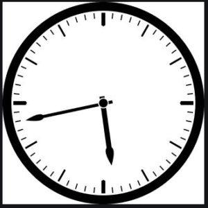 clock example8