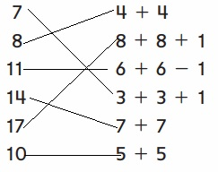 Everyday Math Grade 2 Answers Unit 2 Fact Strategies-13