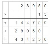 multiplicand and multiplier example 10
