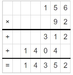 multiplication 1