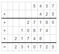 multiplication example 3