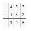 word problem on decimals example 10
