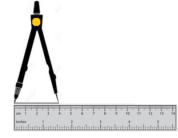 To measure the length of a line segment img_8