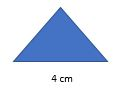 area of equilateral triangle example 2