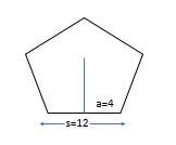 area of pentagon example 2