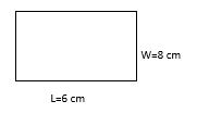 area of rectangle example 10