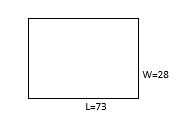 area of rectangle example 3