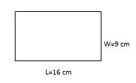 area of rectangle example 7