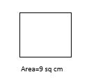 area of square example 1