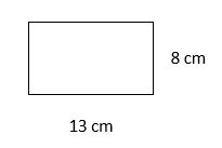 practice test on area example 2
