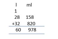 5th grade math worksheet example 1