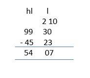 5th grade measurment worksheet example 2