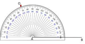 Draw an angle-Step3