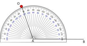 Draw an angle-Step4