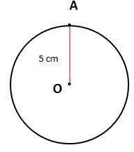 Circle Worksheet Solved Example